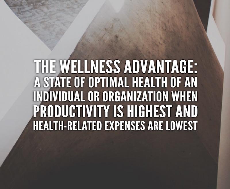 The Wellness Advantage by Nicole Porter Wellness Vancouver