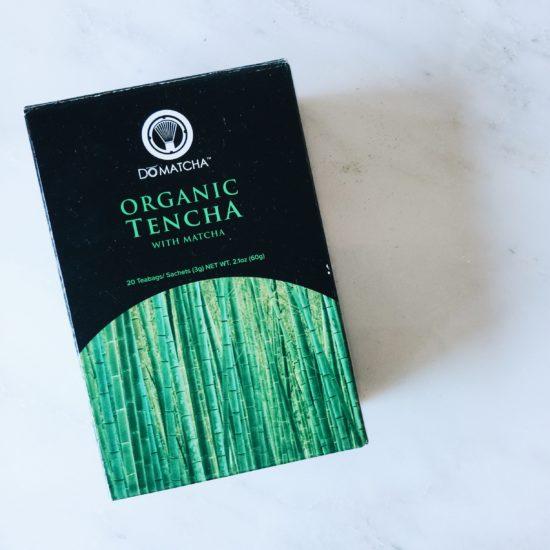 DoMatcha Organic Tencha Green Tea