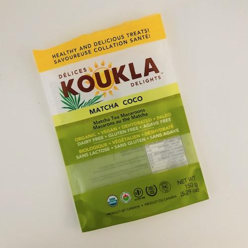 Koukla Matcha Coco Nic's Picks by Nicole Porter Wellness Vancouver