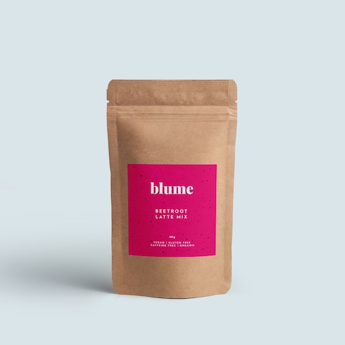 Blume Beetroot Latte Nic's Picks by Nicole Porter Wellness Vancouver