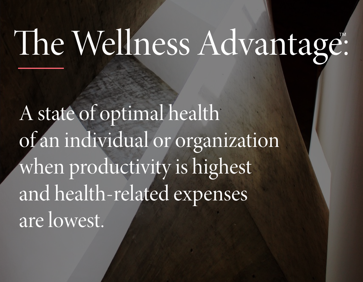 The Wellness Advantages, Nicole Porter Wellness Services, Corporate Wellness, Vancouver nutritionist, optimal health