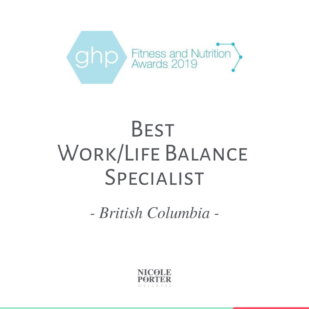 Global Health & Pharma Best Work Life Award 2019