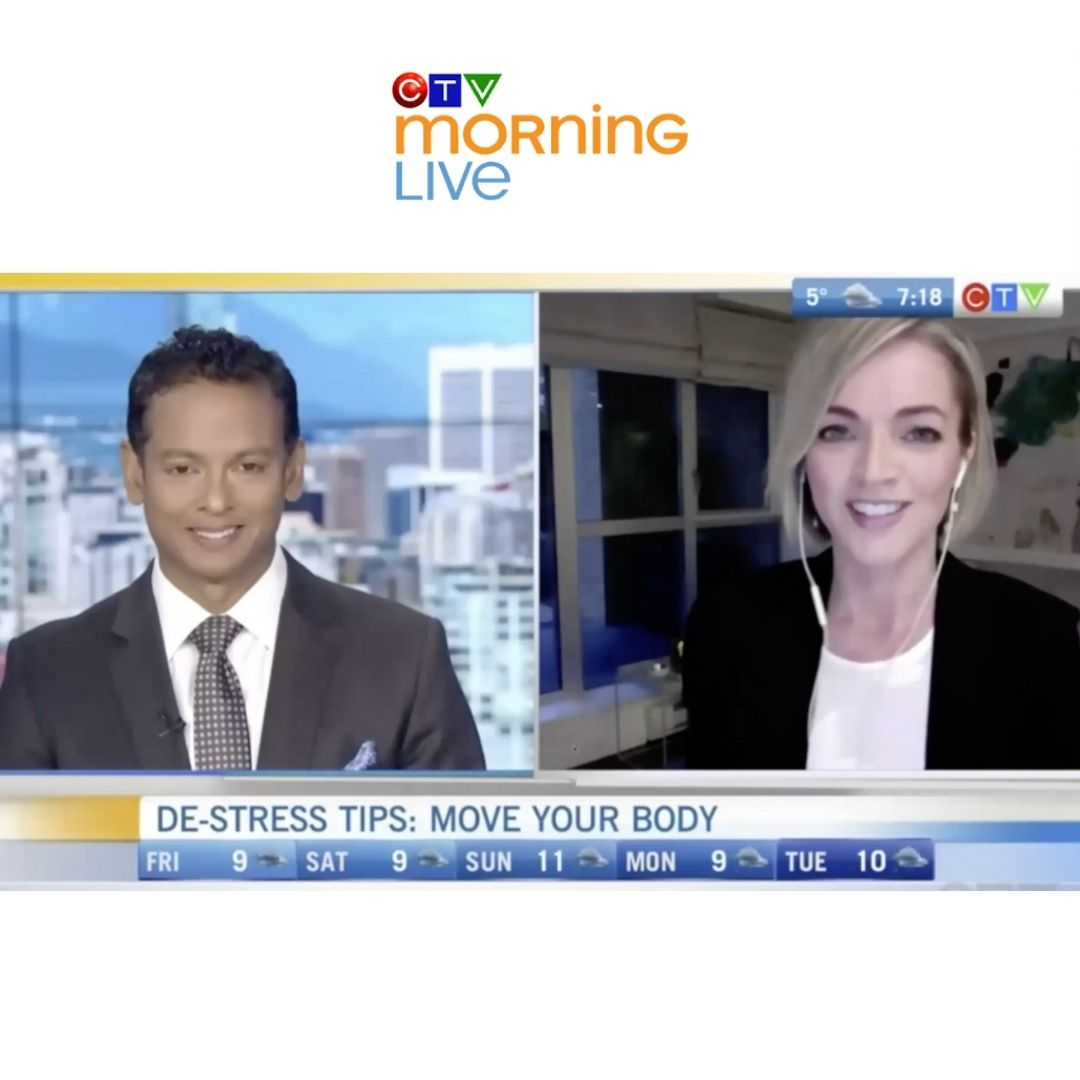 Managing Stress, Isolation and Quarantine on CTV Morning Live