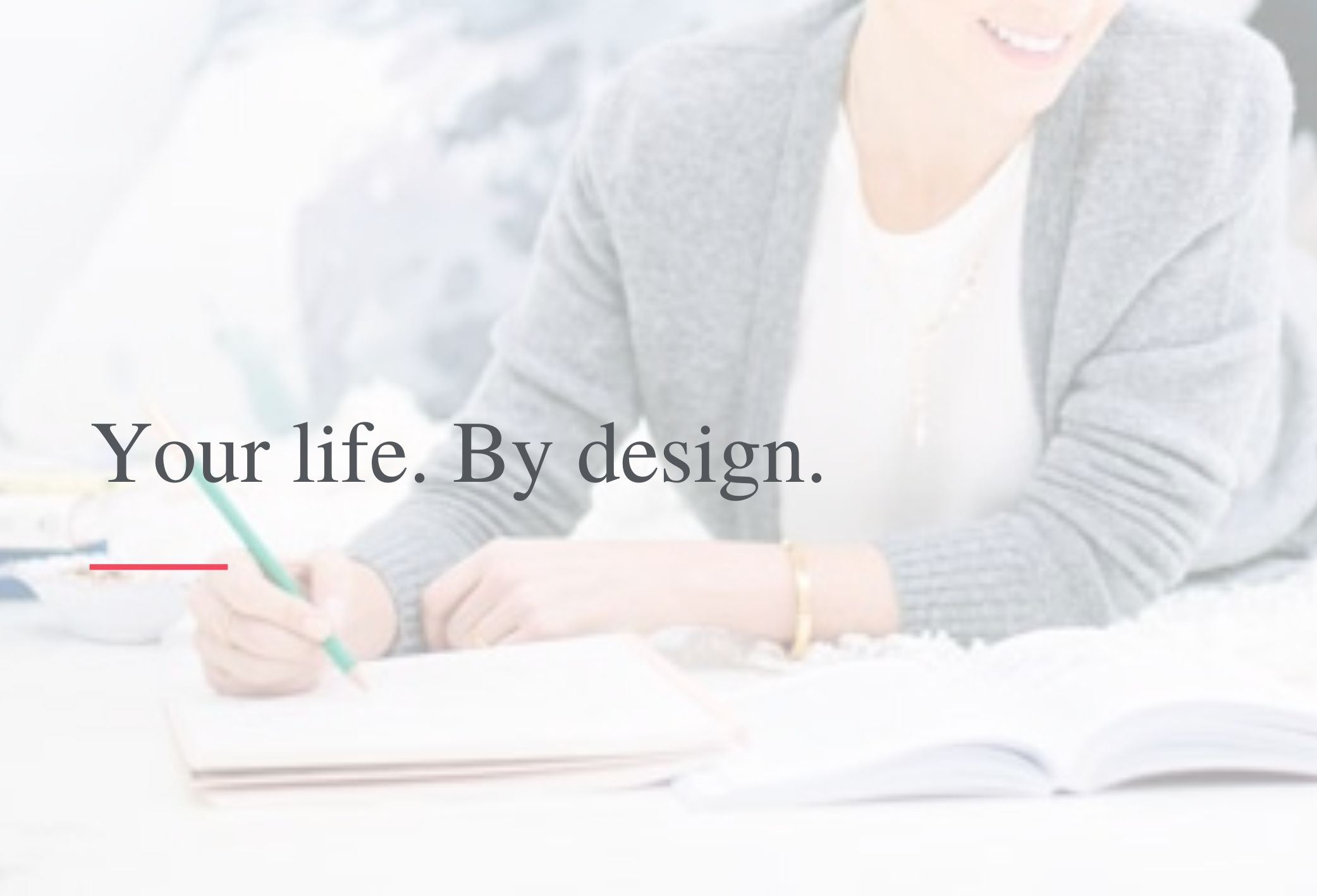 Your Life By Design - Nicole Porter Wellness Workshops